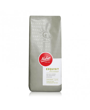 Naber EXQUISIT 23 100% Arabica - 250g